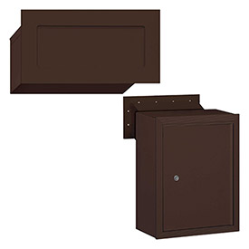 Salsbury Door Mail Drop Boxes - Commercial & Residential