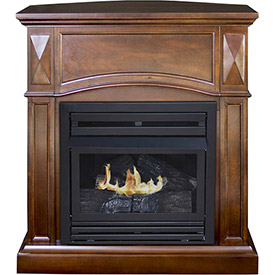 Gas Fire Places Vent Free