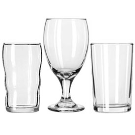 Water, Juice & Soda Glassware