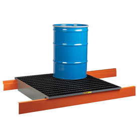 Little Giant® Rack Decking with Spill Control Sump