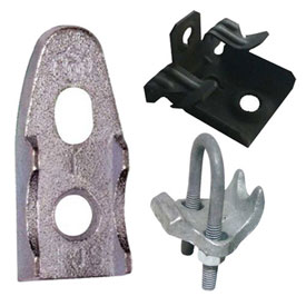 Conduit Hangers, Pipe Straps & Accessories