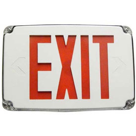 Cold Weather & Wet Location LED Exit Signs