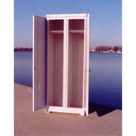 Outdoor Marine Dock Lockers