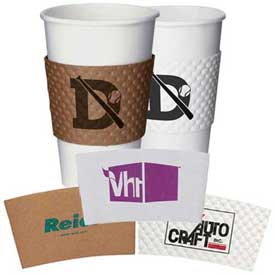 Promotional Beverage Wraps