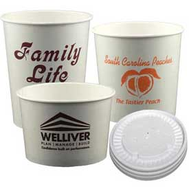 Promotional Food Containers & Lids