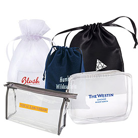 Promotional Amenity Bags