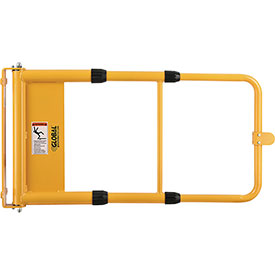 Vestil® Spring-Loaded Safety Gates