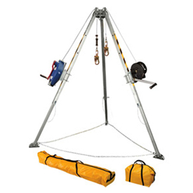 Confined Space Tripod Systems