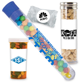 Mint/Candy in Personalized Tubes/Bottles