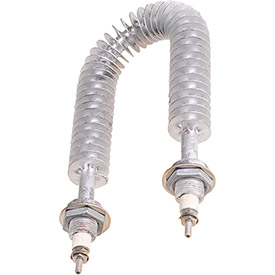 Vulcan Finned Tubular Heaters