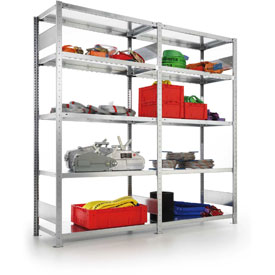 Meta Storage Boltless Shelving Racks