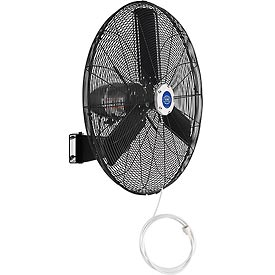 Outdoor Misting Wall Mount Fans