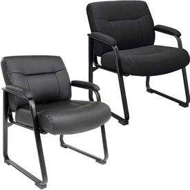 Interion® Big & Tall Guest Chairs