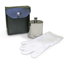 Calibration Weight Kit With Case and Glove