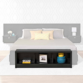Prepac Manufacturing -  Bedroom Storage Benches