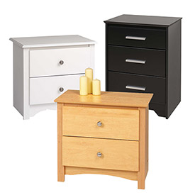 Prepac Manufacturing -  Nightstands