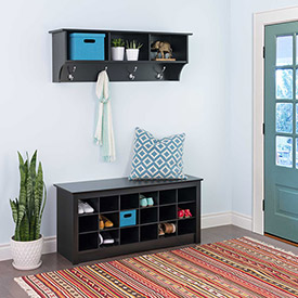 Prepac Manufacturing - Entryway Shelves, Organizers & Cubbie Benches