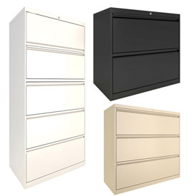 ALB - Lateral File Cabinets