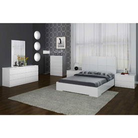 Whiteline Modern Living - Bed Collections