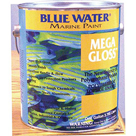 Blue Water Topside Paints