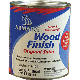 Blue Water Wood Finishing Paints