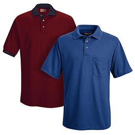 Red Kap® Performance Knit® Shirts
