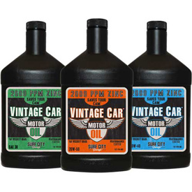 Surf City Garage Vintage Car Motor Oil