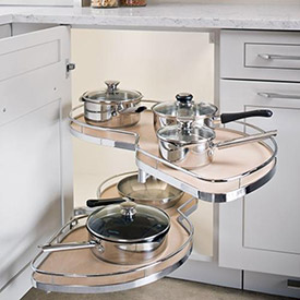 Kitchen Blind Corner Organizers