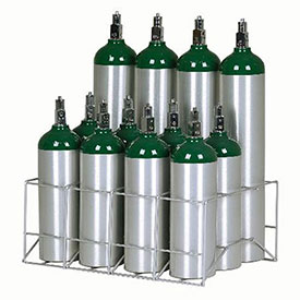 Oxygen Cylinder Carts, Racks, & Stands