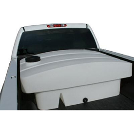 Rotational Molding of Utah Pickup Truck Tanks