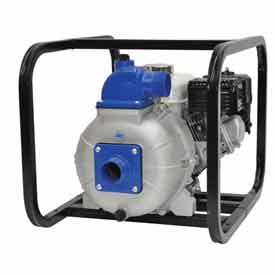 Portable High Pressure Utility Pumps