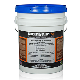 Concrete Sealers USA Cleaners, Etchers & Sealers