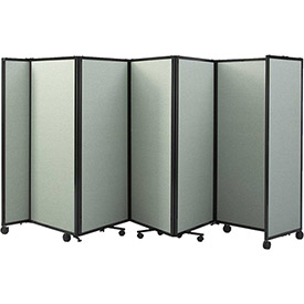 Versare - Mobile Room Dividers - 6 Ft Height