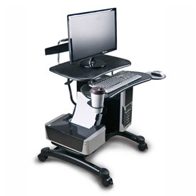 Mobile Sit-Stand Workstations