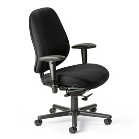 Cortech Fabric Upholstered Chairs