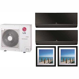 LG Multi F Multi-Zone Heat Pump Systems