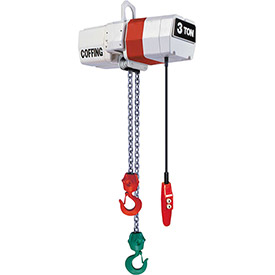 Coffing EC Turnover Hoists