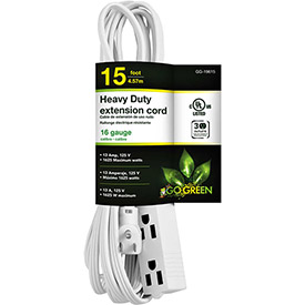 Household & Indoor Extension Cords