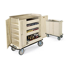 Beverage Retocking Carts