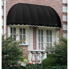 Awntech Elongated Dome Window/Entry Awnings