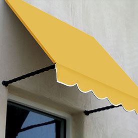 Awntech 5-3/8'W Twisted Rope Awnings