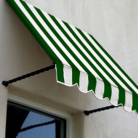 Awntech 8-3/8'W Twisted Rope Awnings