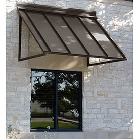 Awntech Metal Standing Seam Awnings