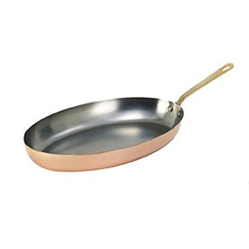 Copper Fry Pans