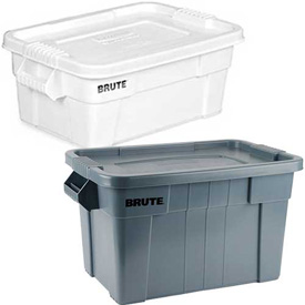 Rubbermaid Brute Totes