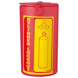 Gas Cylinder Lockouts