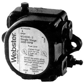Webster® Fuel Pumps M Series Single Stage