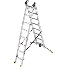 Hailo Profiline Duo Combination Ladders