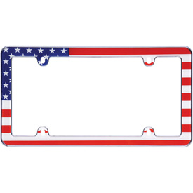 Cruiser Accessories License Plate Frames