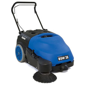 Clarke® Battery Powered Sweeper